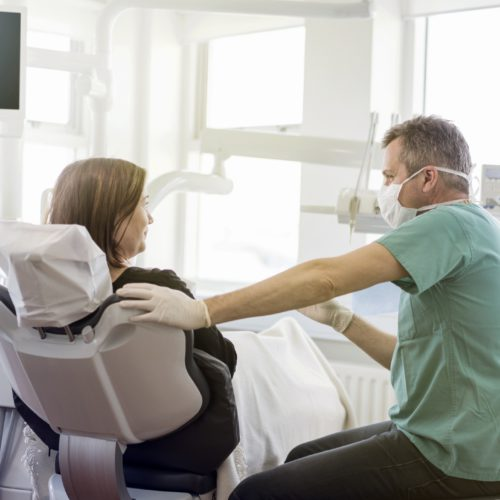 virtual reality for dental practices