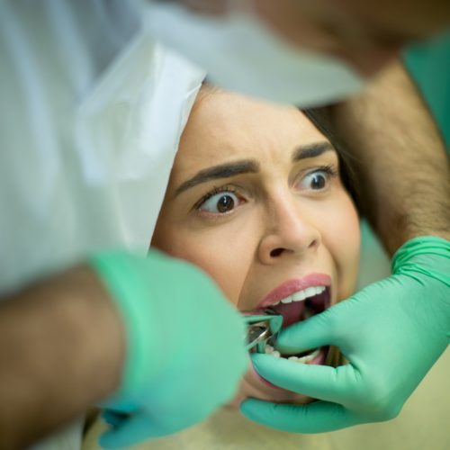 Dental Pain and Dental Fear