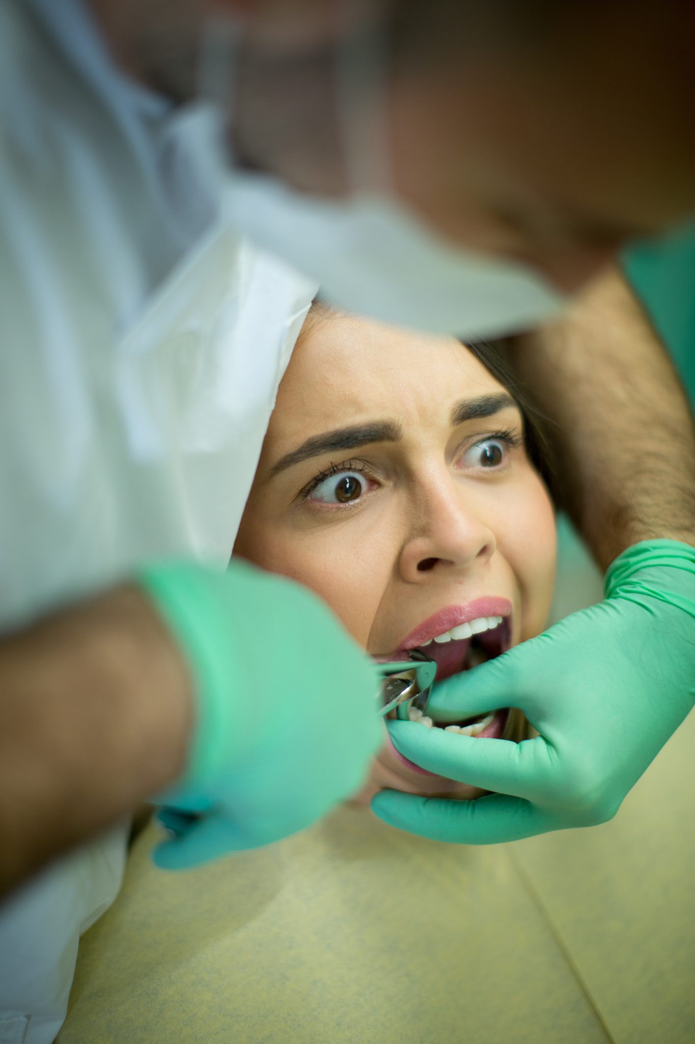 Dental Pain and Dental Fear
